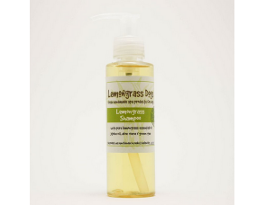 Dog Lemongrass Shampoo