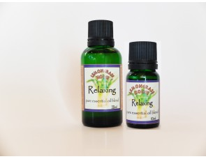 Blended Essential Oil Relaxing