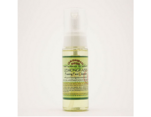 Lemongrass Foaming Face Cleanser 150ml