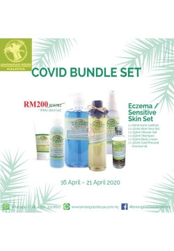 SET H - Eczema/Sensitive Skin Set
